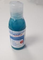 HURACAN Human Care MANIBUS - Handdesinfektionsgel - alkoholfrei - chlorfrei - hautschonend - 100 ml