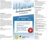 HURACAN - Desinfektionsmittel für Oberflächen 20 Liter Gebinde